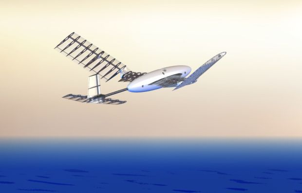 Novel Wings and Jet Thrusters for Swimming, Flying Robots