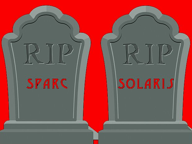 tombstones for SPARC and Solaris