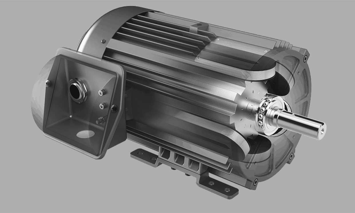 Turntide Technologies reluctance electric motor