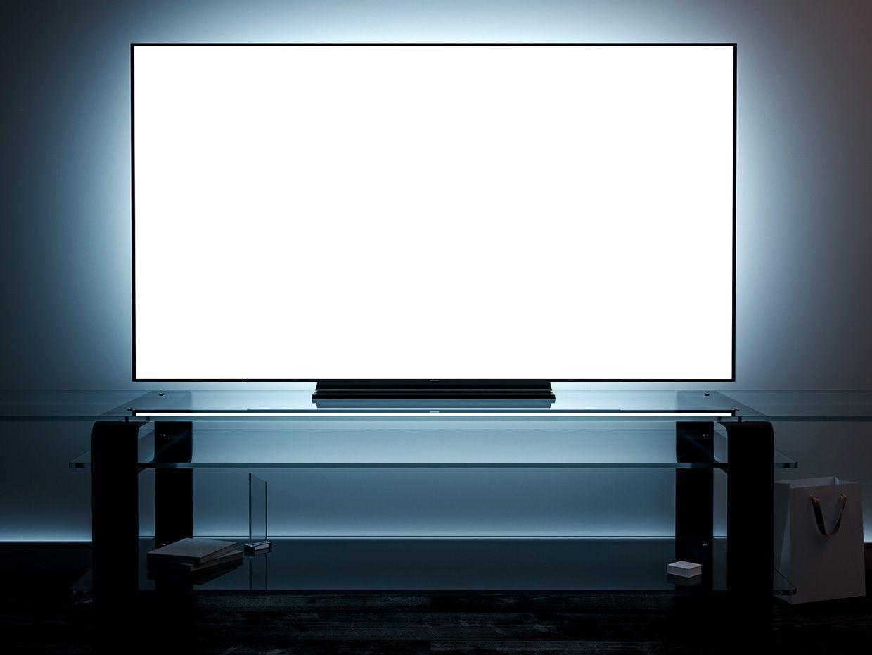 tv brightness screen