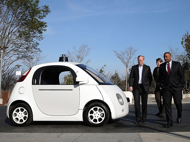 Obama's $4-Billion Self-Driving Car Plan Is All About Laws and Testing