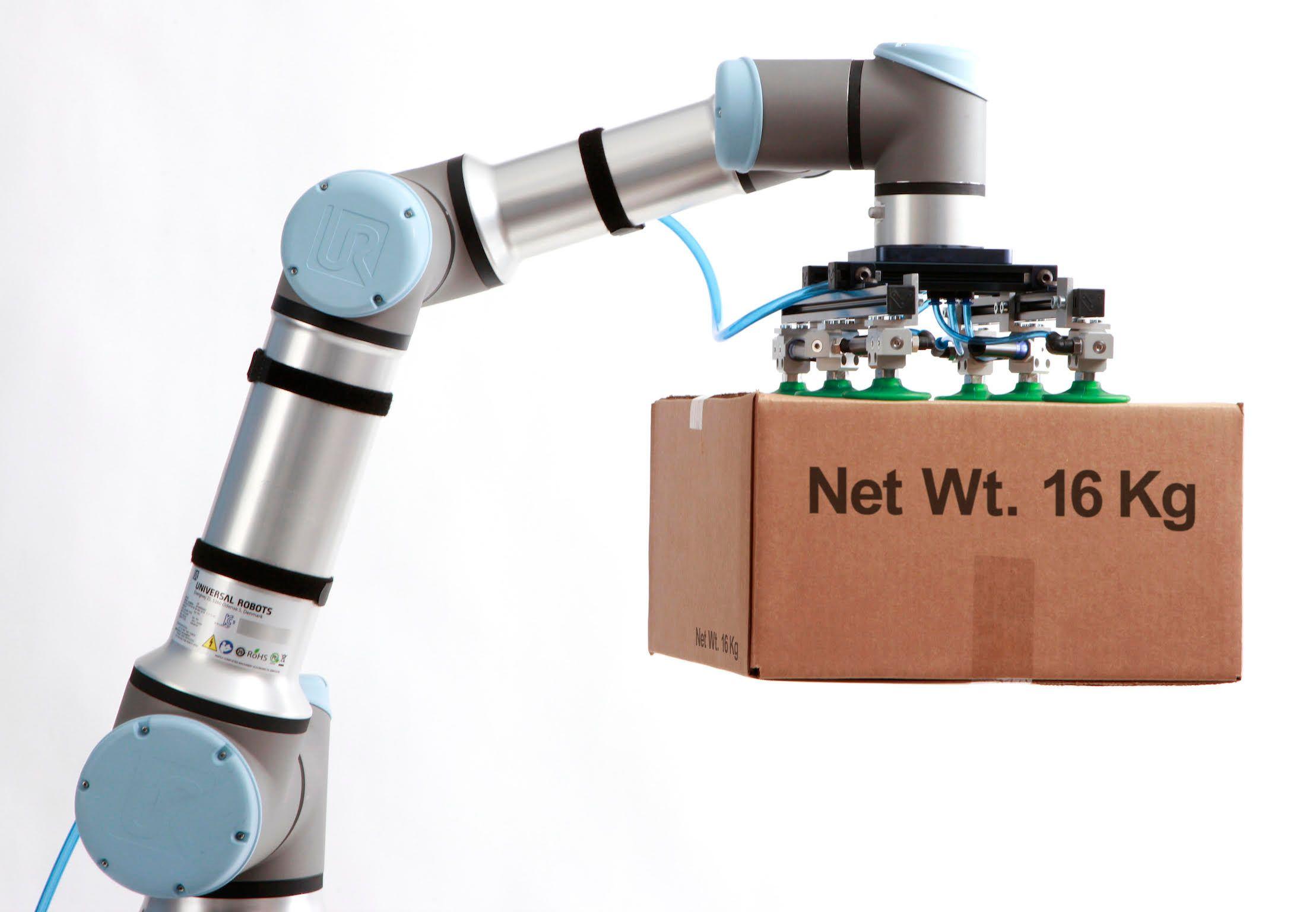 UR16e robot arm from Universal Robots