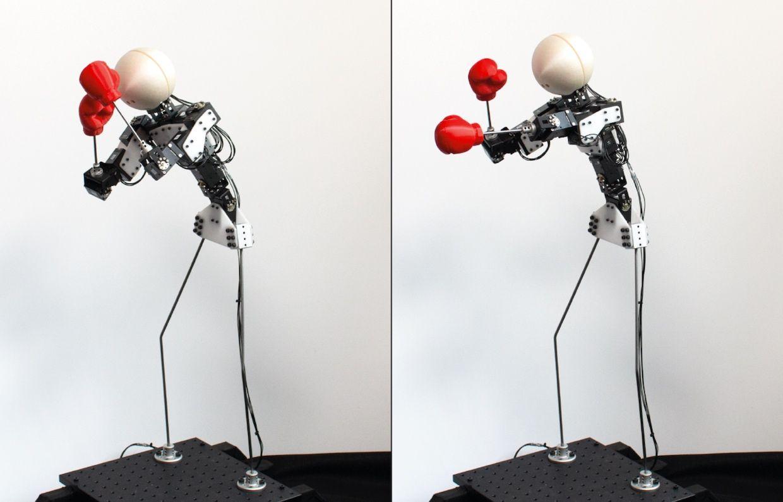 Vibration-Minimizing Motion Retargeting for Robotic Characters