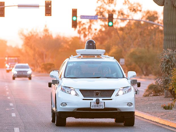 Waymo is one of the companies that California rules would allow to operate and sell autonomous vehicles by the end of the year