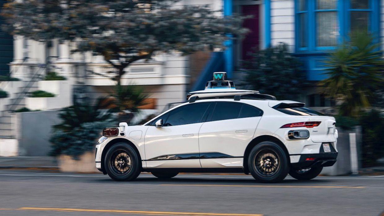Waymo self-driving car