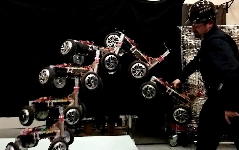 West Point AGRO robot